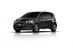 Vehicle Chevrolet Sonic LT 2012