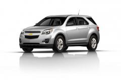 Vehicle Chevrolet Equinox LS 2012