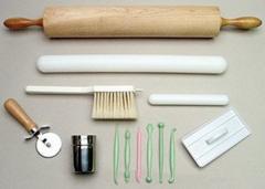 Fondant Professional Tool Kit