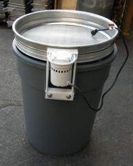Electronic Flour Sifter, 44 gal