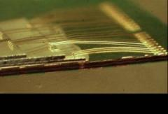 Gold Wire Bonding - Semiconductor Packaging
