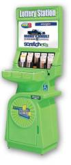 Play center - multi-user game station (MGS) - tall