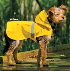 Seattle Slicker Dog Raincoat