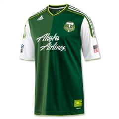 Timbers Authentic Jersey