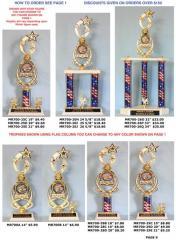 Academic - School Related Trophy