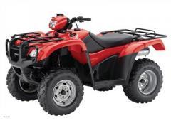 Honda FourTrax® Foreman® 4x4 (