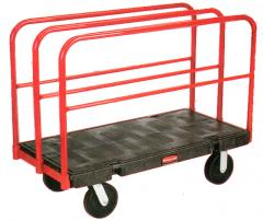 Rubbermaid Duramold Sheet and Panel Truck