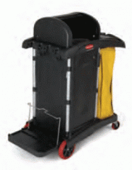 Rubbermaid Hygen Cleaning Cart