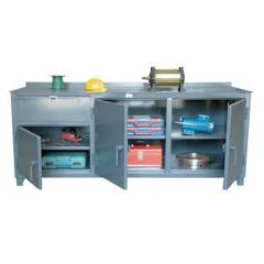 Workstations - countertop model with multi-storage