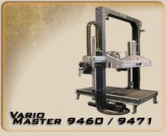 Wulftec Vario Master 9460/9471 Strapping System