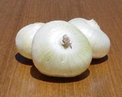 Onion, Crystal White Wax