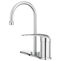 LavSafe™ Thermostatic Gooseneck Faucets