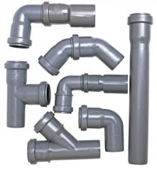 PVC Pipe and PVC Fittings