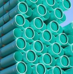 PVC D 3034 Sewer Main Pipe