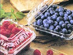 Berry Baskets and Produce Packaging