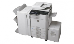 41 PPM Sharp Full-Color Workgroup Document System