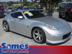 2010 Nissan 370Z 2 Door Coupe Car