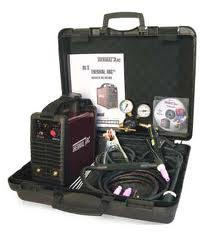 The Thermal Arc 95S TIG/Stick welder