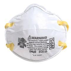 N95 Respirators by 3M