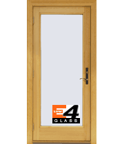 A-Series Hinged Patio Doors - Inswing