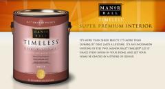 Manor Hall® Timeless® Interior Paint