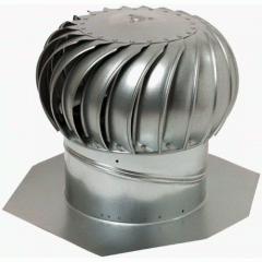 Roof Turbine Aluminum 12