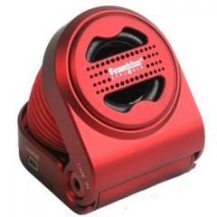Expanding Speaker (Red)