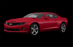 Vehicle Chevrolet Camaro Coupe 2SS 2012