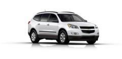 SUV Chevrolet Traverse FWD LS 2012