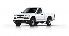 Work Truck Chevrolet Colorado Regular Cab 2-Wheel