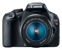 Canon EOS Rebel T2i Digital SLR Camera