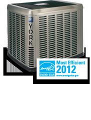 York® Affinity™ CZH Air Conditioner