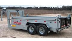 7'x14' Travalong Heavy Duty Dumper