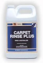 Carpet Rinse & Neutralizer
