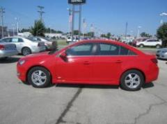 2012 Chevrolet Cruze Sedan 1LT Car