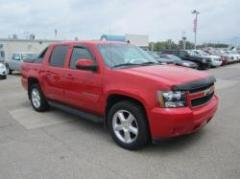 2010 Chevrolet Avalanche 2-Wheel Drive LT Truck