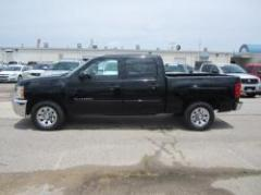 2012 Chevrolet Silverado 1500 Crew Cab Short Box 2-Wheel Drive LT