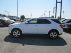 2010 Chevrolet Equinox Front-Wheel Drive LTZ Car