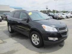 2011 Chevrolet Traverse AWD LT w/1LT Car