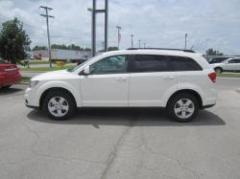 2012 Dodge Journey FWD 4dr SXT Car