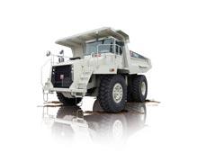 Terex Off-Highway Rigid Frame Trucks