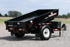 Hydraulic Dump Trailer T-HD5L