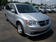 2012 Dodge Grand Caravan Crew Mini-Van