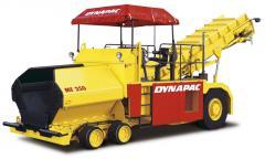 Dynapac Mobile Feeder MF250
