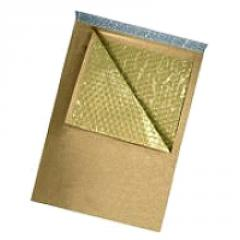 JetGreen™ Kraft Bubble Degradable Mailer