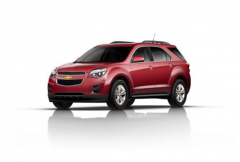 SUV Chevrolet Equinox AWD 1LT 2012