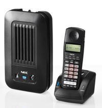 NEC's Univerge SV8000 IP Cordless Dect Terminals