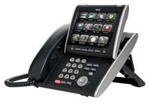 NEC's Univerge Desktop IP Terminals Phone