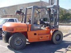 Heli CPCD100/FD220 Pneumatic Forklift