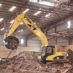 320C MH Waste Handler